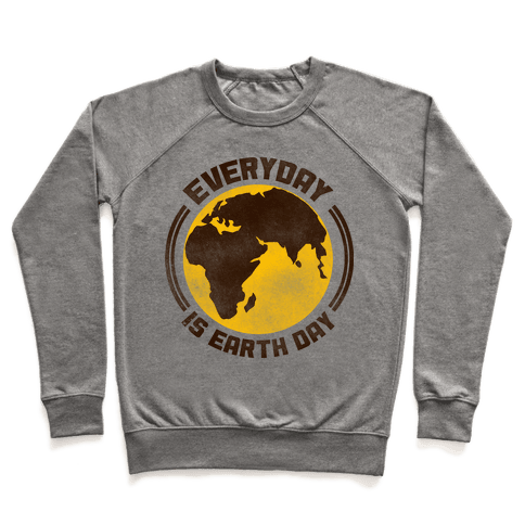 Earth Day Pullover