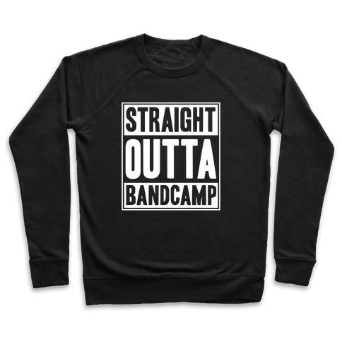 f28600cb2 Straight Outta Band Camp Crewneck Sweatshirt | LookHUMAN