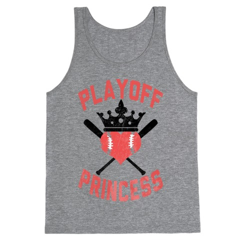 Playoff Princess Tank Top