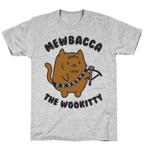 Mewbacca the Wookitty T-Shirt