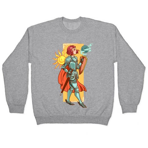 A Knight's Honor Pullover