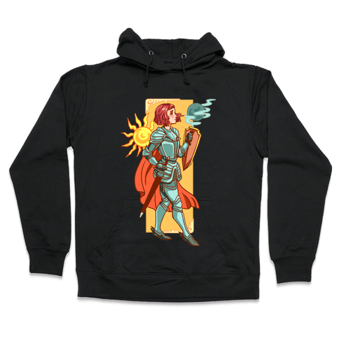 A Knight's Honor Hooded Sweatshirt