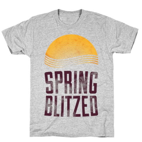 Spring Blitzed T-Shirt