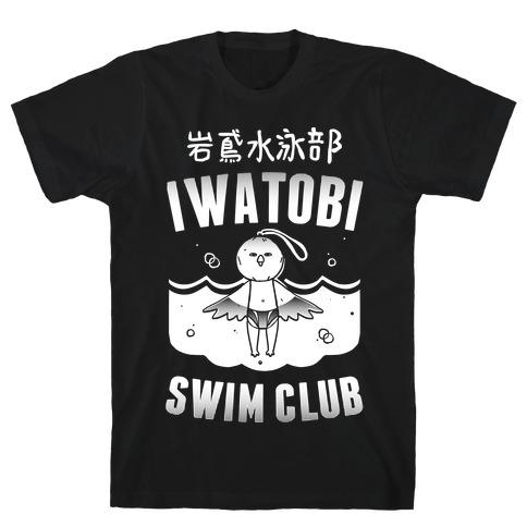 Iwatobi Swim Club T-Shirt