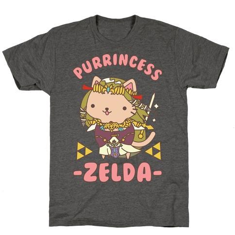 Purrincess Zelda T-Shirt