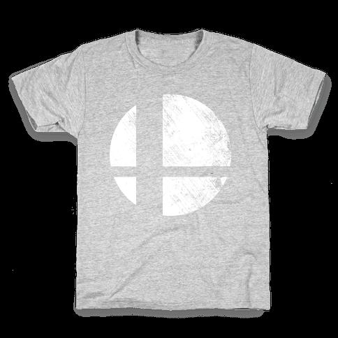 SMASH BRO!!! Kids T-Shirt