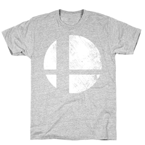 SMASH BRO!!! Mens T-Shirt