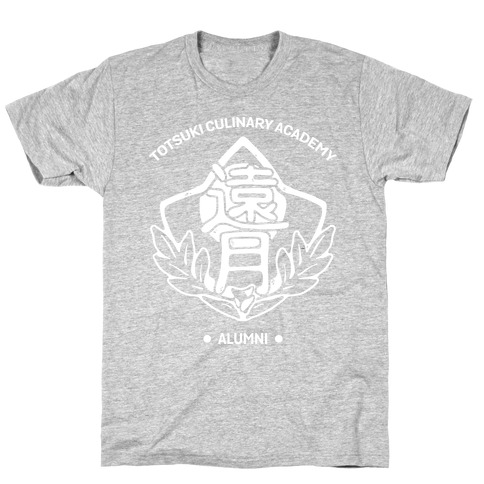 Totsuki Culinary Academy Alumni T-Shirt