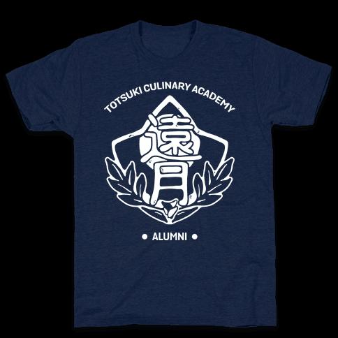 Totsuki Culinary Academy Alumni Mens T-Shirt