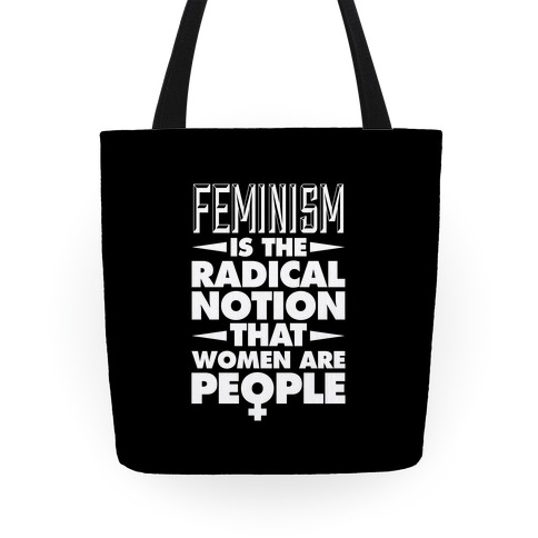 Feminism: A Radical Notion (Black)
