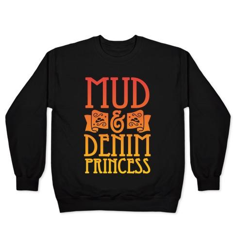 Mud & Denim Princess Pullover