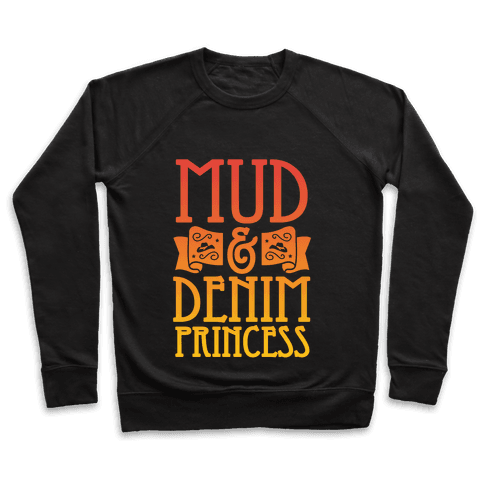 Mud & Denim Princess Pullover