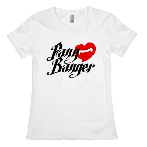 Fang Banger Womens T-Shirt