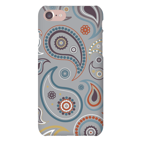 Paisley Pattern Phone Case
