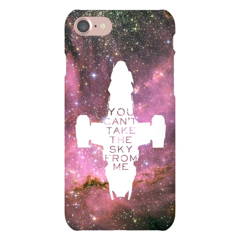 You Can't Take The Sky From Me Phone Case