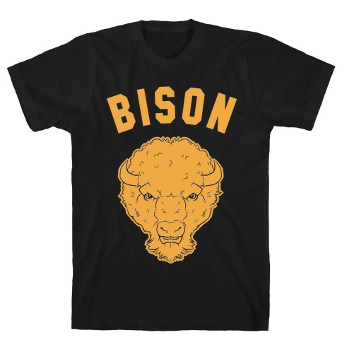 Bison Gold T-Shirt