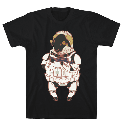 Sheeptrooper Clones Mens T-Shirt