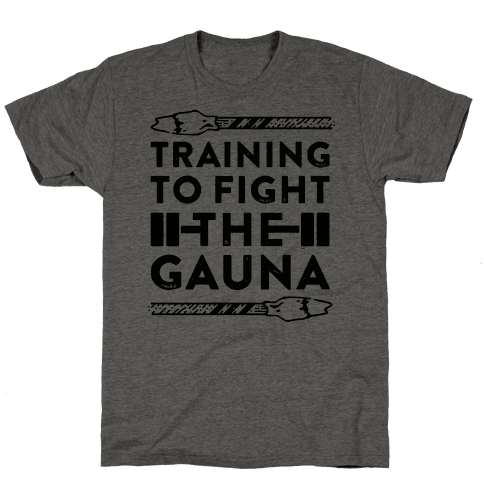 Training to Fight the Gauna