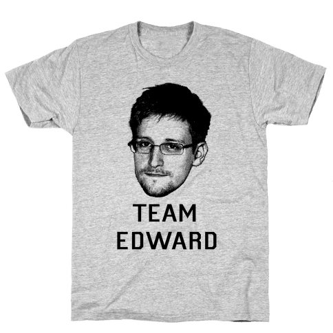 Team Edward Mens T-Shirt