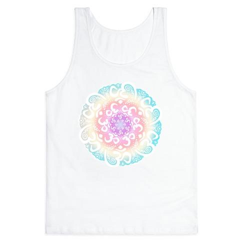 Namaste Mandala Tank Top