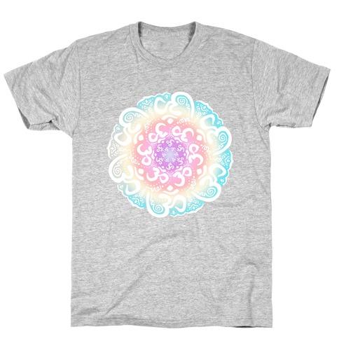 Namaste Mandala T-Shirt