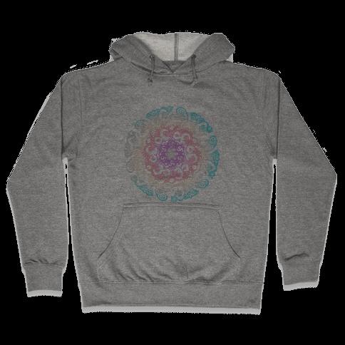 Namaste Mandala Hooded Sweatshirt