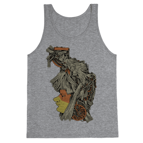 Headdress Tank Top