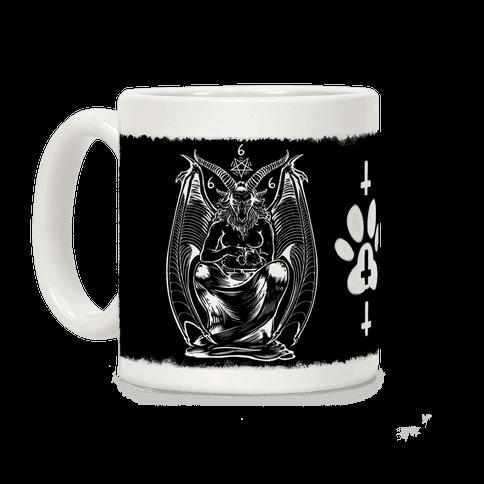 Pet Cats. Hail Satan