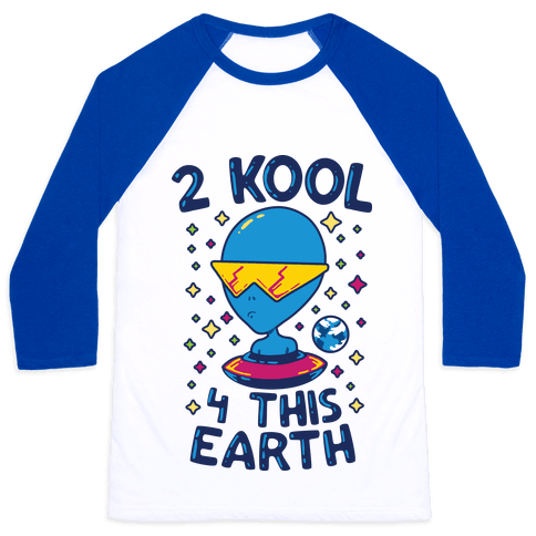 2 Kool 4 This Earth