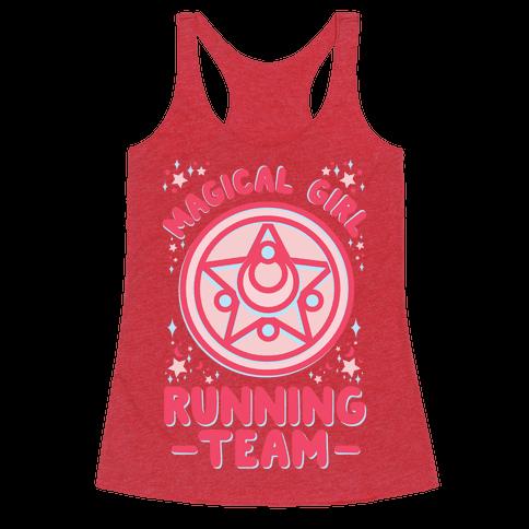 Magical Girl Running Team