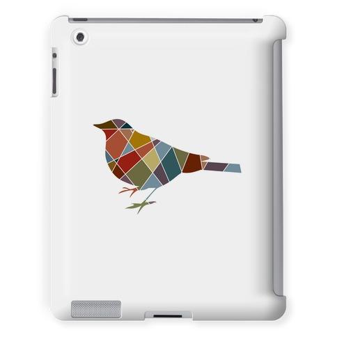 Mosaic Pattern Bird