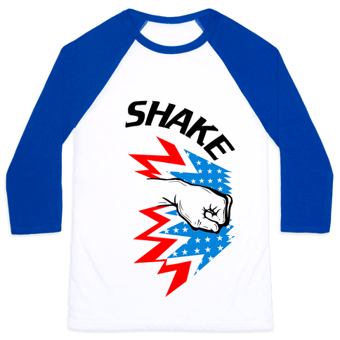 Shake and Bake (Pt.1) Baseball Tee