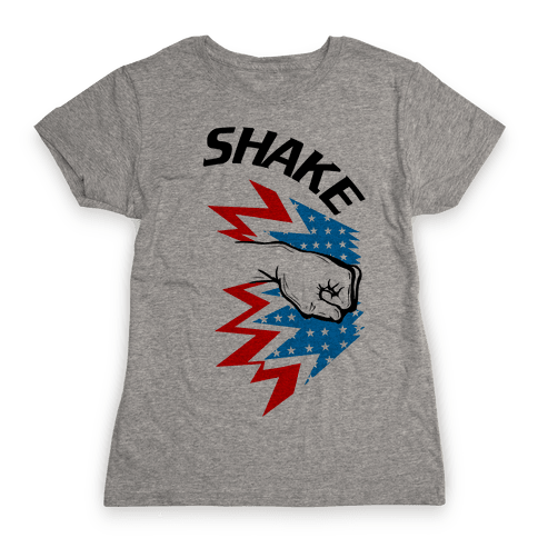 Shake and Bake (Pt.1) Womens T-Shirt