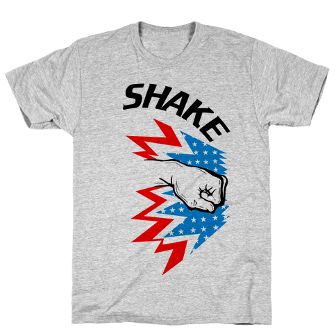Shake and Bake (Pt.1) Mens T-Shirt