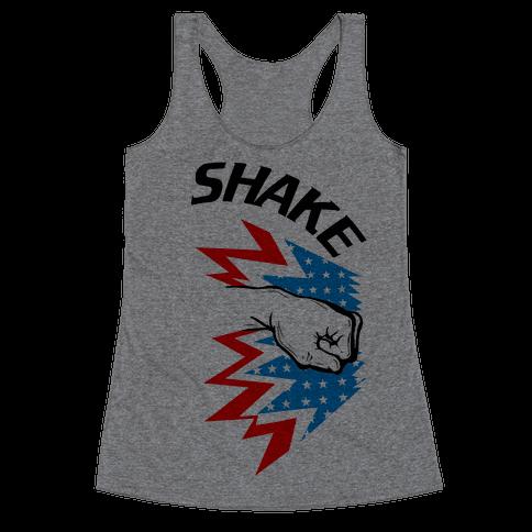 Shake and Bake (Pt.1) Racerback Tank Top