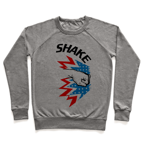Shake and Bake (Pt.1) Pullover