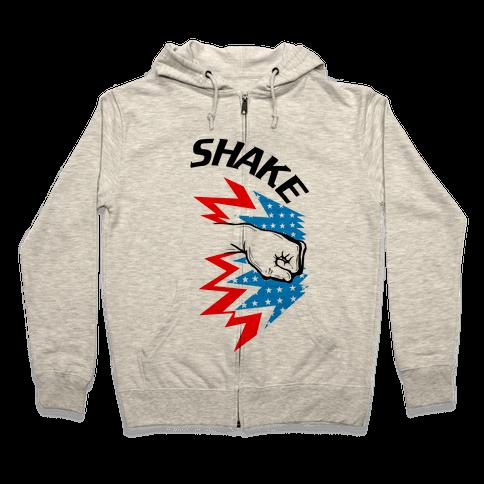 Shake and Bake (Pt.1) Zip Hoodie