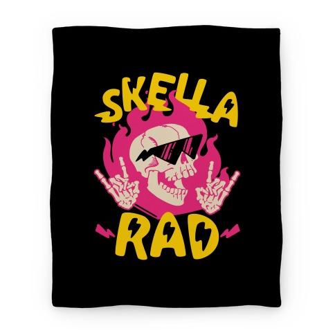 Skella Rad Blanket
