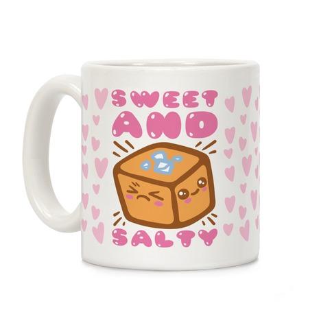 Sweet and Salty Coffee Mug