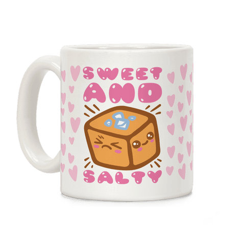 Sweet and Salty Coffee Mug