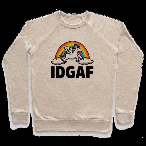 IDGAF (Unicorn) Pullover