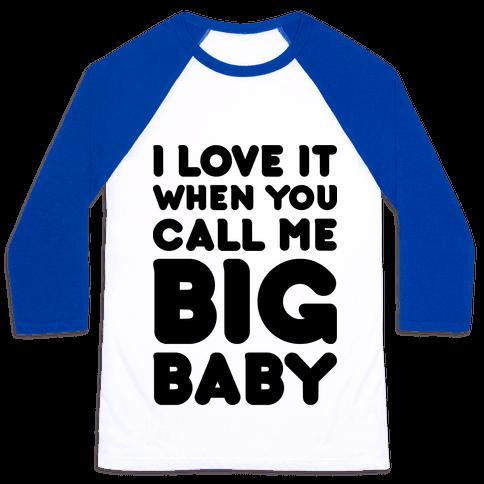 Big Baby Baseball Tee