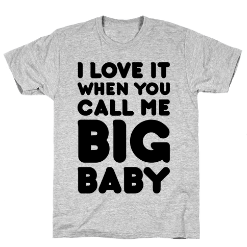 Big Baby Mens T-Shirt