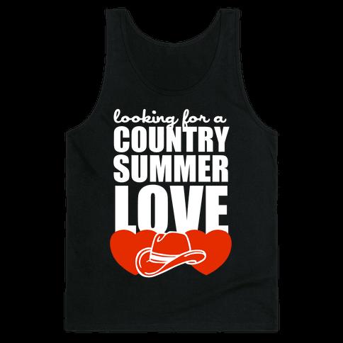 Country Summer Love (Dark Tank)