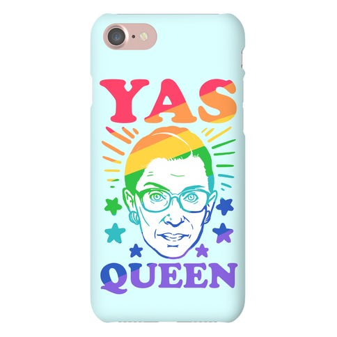 Yas Queen RBG Phone Case
