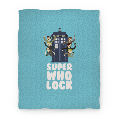 Superwholock Blanket