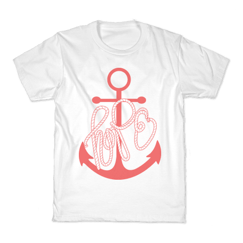 Hope (Pink) Kids T-Shirt