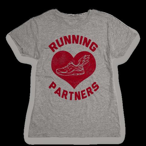 Running Partners Womens T-Shirt