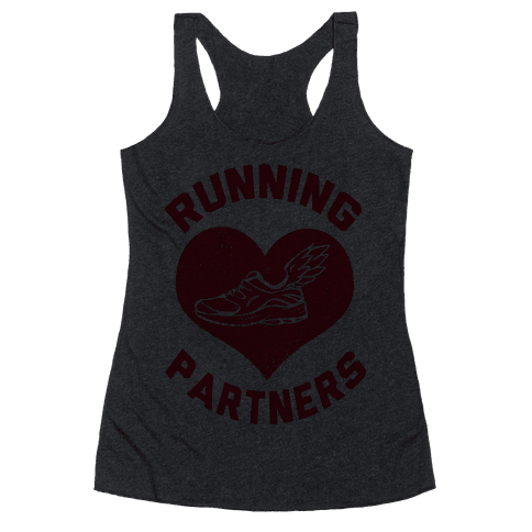Running Partners Racerback Tank Top