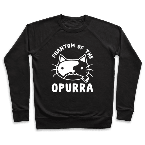 Phantom of the Opurra Pullover